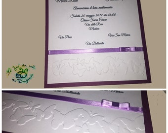 10 handmade wedding cards