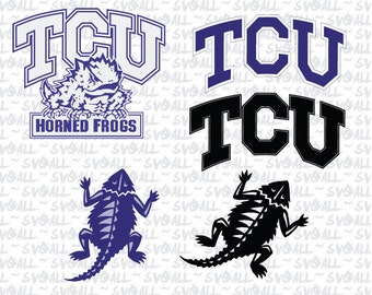 Tcu Horned Frogs Svg Files, Tcu Horned Frogs Png,Tcu Horned Frogs PDF, Tcu Horned Frogs EPS, Tcu Horned Frogs DXF Instant Download