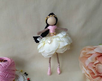 Princess flower doll, Gift, Collectable