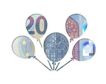 Theme ticket party (balloons)