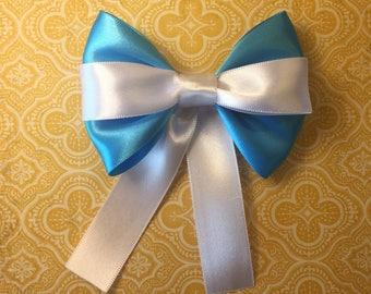 Little Town (Belle's Town Dress) Hair Bow