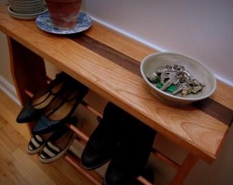 Tavolo consolle artigianali