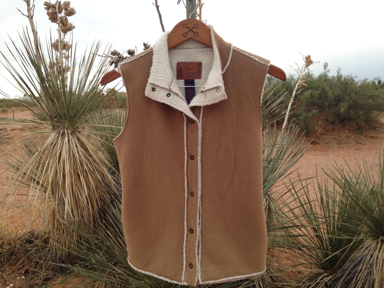 Vintage Western Vest 119