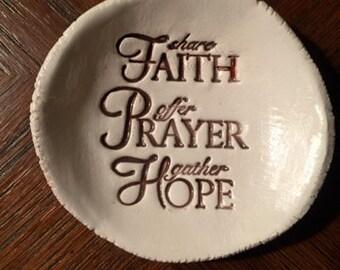 Faith Dish