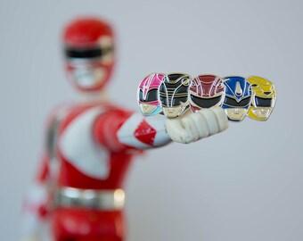 Mighty Morphin Power Rangers Pin