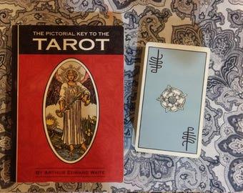 Rider-Waite Tarot Deck and Companion Book