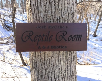Business Sign, Office Sign, Personalized Sign, Custom Business Sign, Lawyer Sign, Wood Sign, Housewarming Gift, Custom Office Sign, Reptile