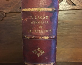 le Memorial de la Patisserie by Pierre Lacam