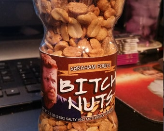 The Walking Dead Abraham Ford Bitch Nuts