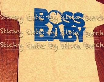 BossBaby Toddler Tee