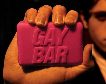 Gay Bar Soap,Gay Gift, Mens Gift,Party Favor
