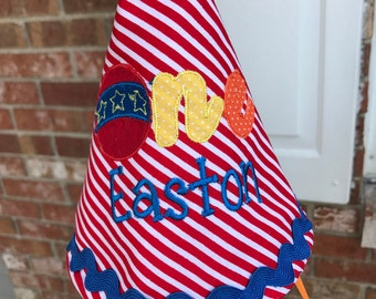 Carnival birthday hat circus party hat