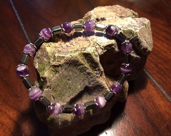Amethyst and Hemalyke