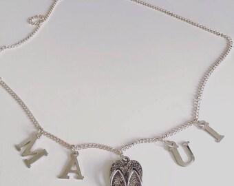 """Charm """"Maui"""" necklace"""