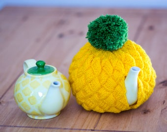 Pineapple Teapot (4 cup size)