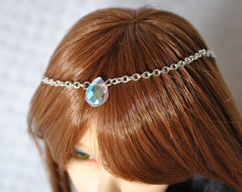 Super Dollfie Sized Heart Headdress