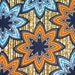 Fabric   African Fabric   Wax fabric   African Print Fabric   Ankara Fabric   sold by the yard   real dutch wax fabric    Kitenge fabric