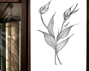 Botanic Printable Art