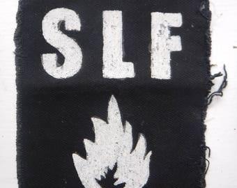 Stiff Little Fingers '77 DIY Punk Patch