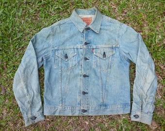 vintage LEVI'S big E jeans jacket