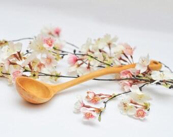 Apple Tree wooden spoon