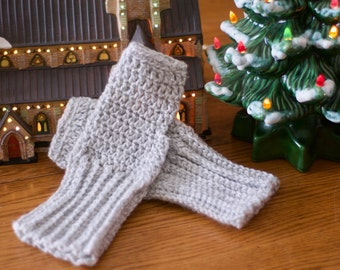 Ladies Fingerless Gloves