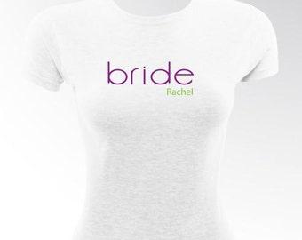 Classic Bride Tshirt