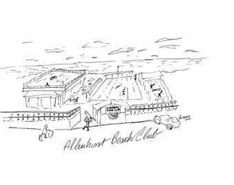 Allenhurst Beach Club New Jersey