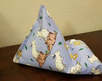 Bunnies Tablet/ Ipad or phone holder for Easter