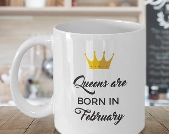 Queens are born in January/ February/ March/ April/ May/ June/ July/ August/ September/ October/ November/ December