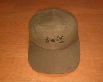 Vintage Borsalino Cap Hat Vintage Borsalino Borsalino Italy Velvet Cap Hat