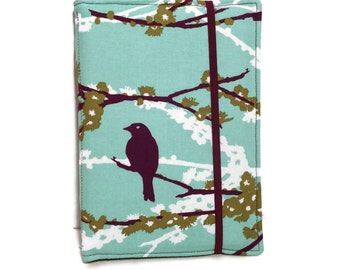 Kindle Case, Bird Kindle Cover, iPad mini Case, Nook Cover, Bird Kindle Case, Kobo Case, Bird iPad mini Case, Nook Case, Ereader Case