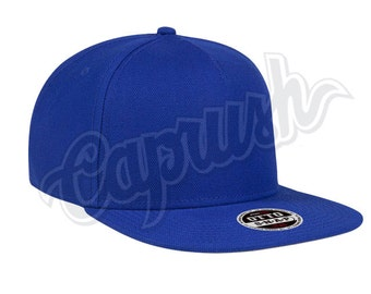 Embroidered Custom Sports Hats For Teams. 3D Puff Embroidery Available.