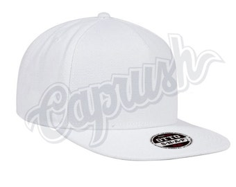 3D Puff Embroidered Custom Hats For Your Business.