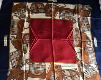 Burberry scarf new in box