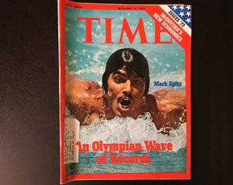Time Magazine September 11 1972