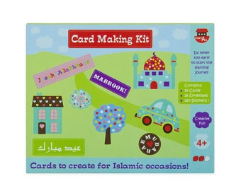 Islamic Occasions Card Making Creating Kit
