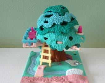 Polly Pocket Treehouse