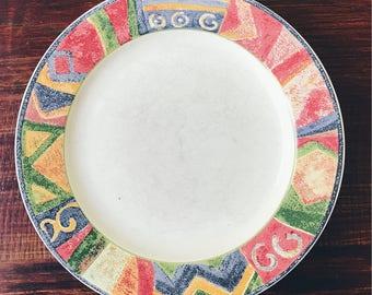 Sakura Malaga Dinner Plates (Set of Four)