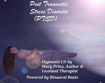 Post Traumatic Stress (PTSD) Hypnosis CD