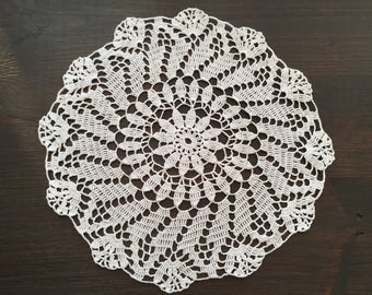 Crochet doily 'Tansy'
