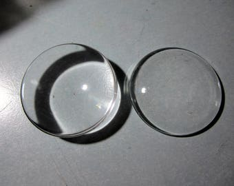 Slides-50 mm cabochons (5 cm); 4 PCs 3 euro