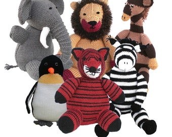Handmade Knitted Toys