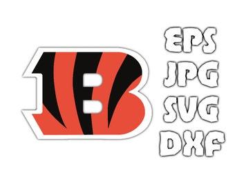 Bengals Logo Etsy
