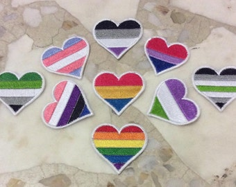 pride patches !