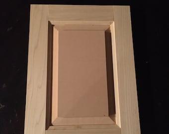 Paint Grade Raised Panel Cabinet Doors