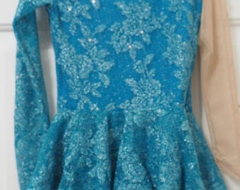 Figure Skating competition dress. Used