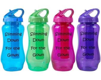 Printed Sports Bottle, novelty gift, gym bottle, sports bottle