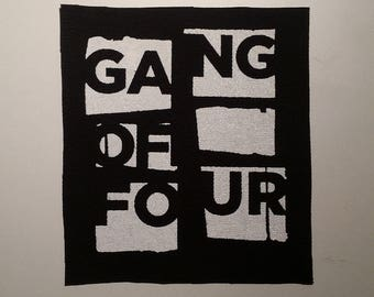 Gang of four patch post punk new wave