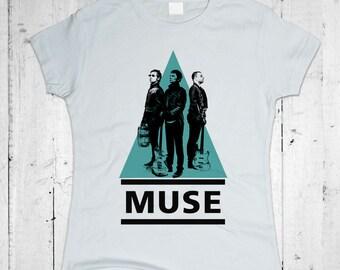 Muse Band Women T-shirt